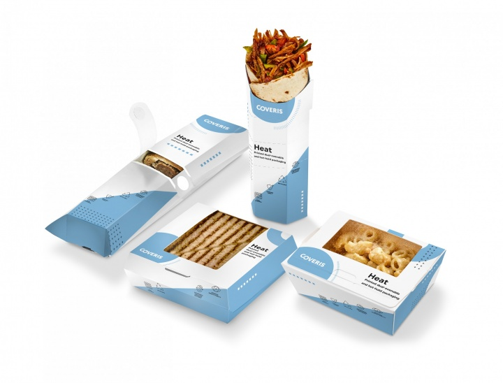 Innovative HEAT packaging delivers touch-free cooking for hot eats on-the-move