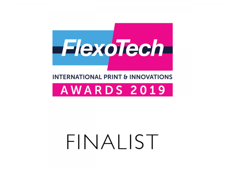 Three Finalists for Coveris in the FlexoTech Awards