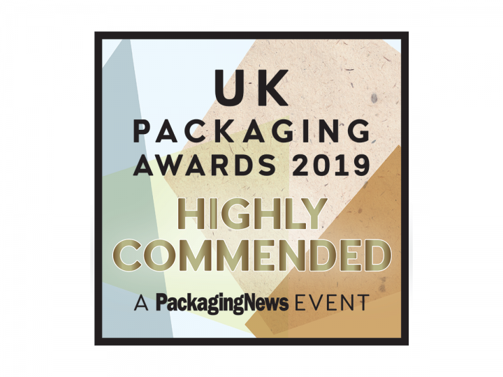 Coveris Highly Commended at UK Packaging Awards