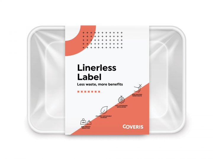 Linerless Labels