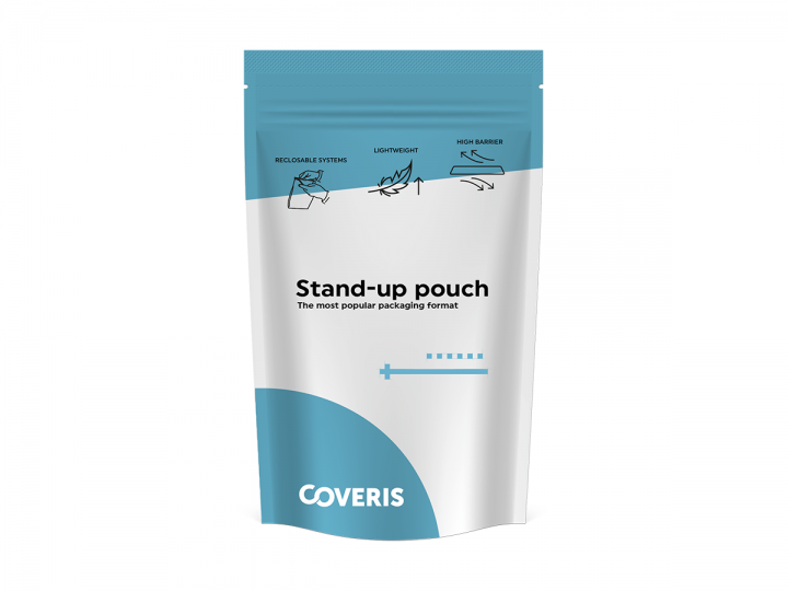 Premium Premade Stand-up Pouches